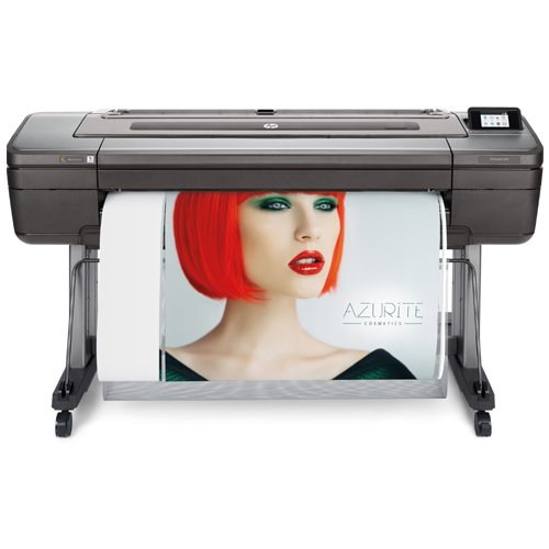 "HP DesignJet Z9+ Large Format PostScript® Photo Printer - 44"", with Spectrophotometer (W3Z72A)"