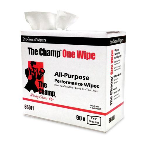 Champ One Wipes