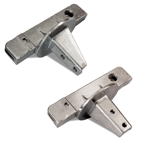 U-Channel Heavy Duty Street Sign Bracket