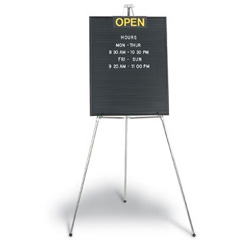 High Impact Letterboard