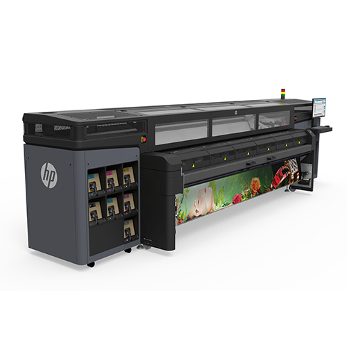 "HP Latex 1500 Large Format Production Printer - 126"", with 5-Liter Ink Cartridges (K4T88A)"
