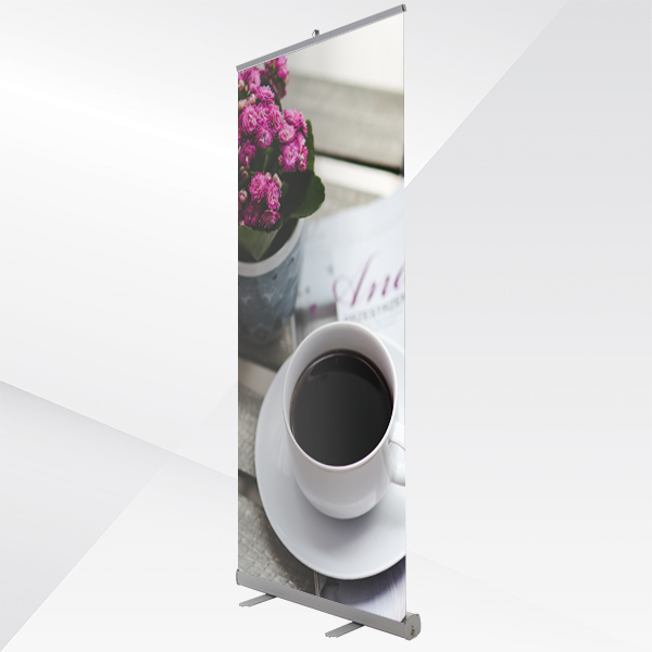 Artistic Displays Bernini Banner Stand