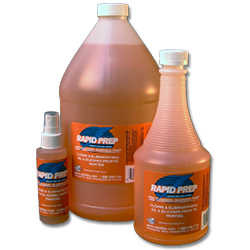 Vinyl Sign Application Fluids & Adhesive Removers