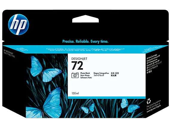 HP 72 DesignJet Inks