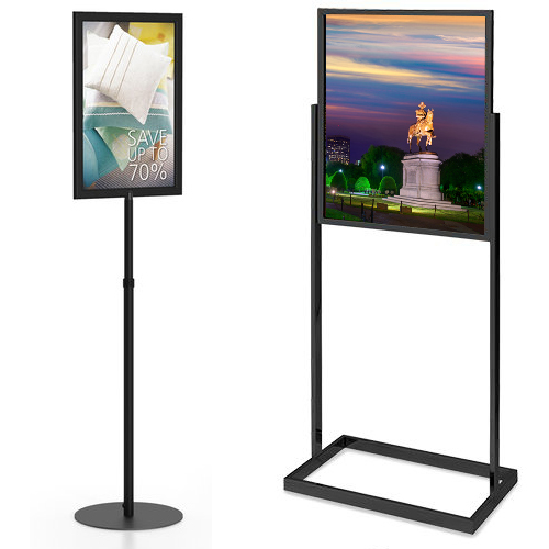 Portable Sign Stands, Frames & Poster Stands