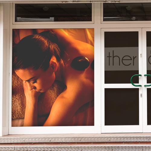 Briteline 50/50 Window Perf, Paper Liner