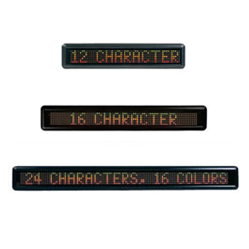 Programmable Message Signs
