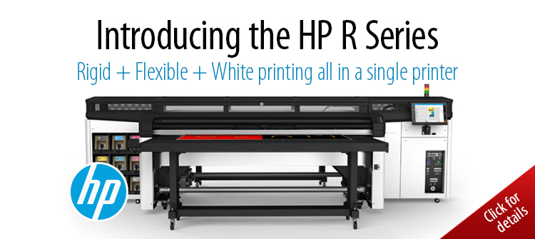 Introducing the HP R Series