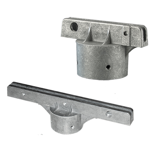 Pipe Post Heavy Duty Street Sign Brackets