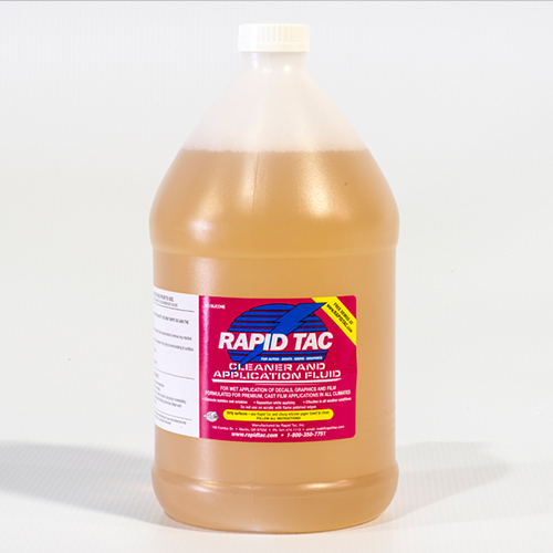 Rapid Tac - Gallon Bottle