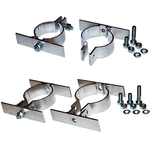 Pipe Post Brackets