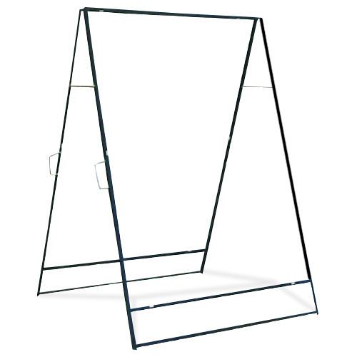 Large Sidewalk Folding Frame
