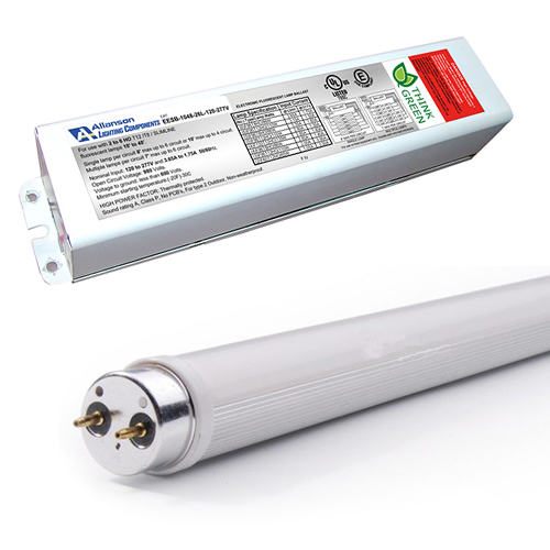 Fluorescent Lamps, Ballasts, Sockets and Accessories