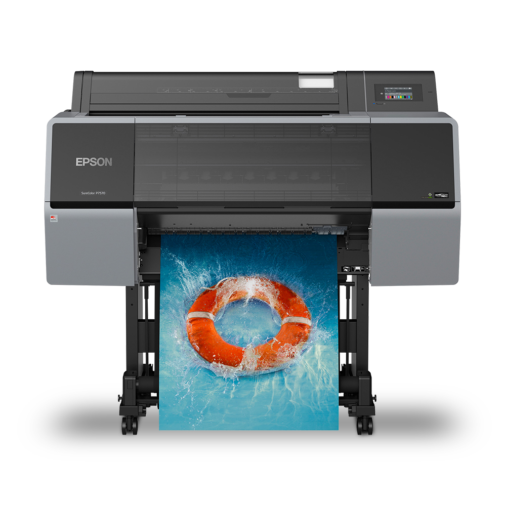 "Epson SureColor P7570 24"" Inkjet Printer"