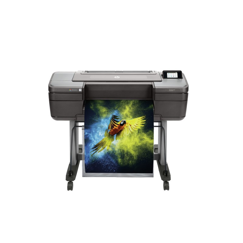 "HP DesignJet Z9+ Large Format PostScript® Photo Printer - 24"", with Spectrophotometer (W3Z71A)"