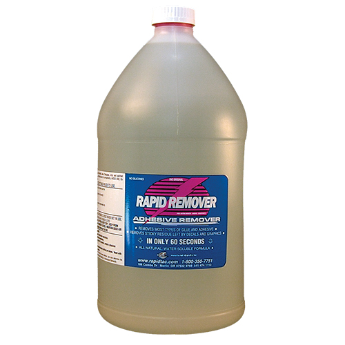 Rapid Remover - Gallon Bottle