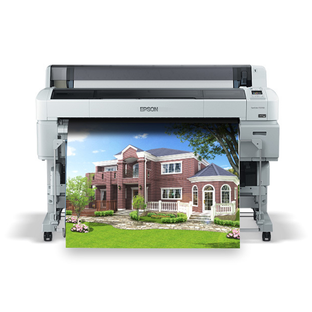 Epson T7270D Dual Roll Edition Printer