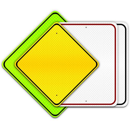 .080 Reflective Blanks DG3 – Borders