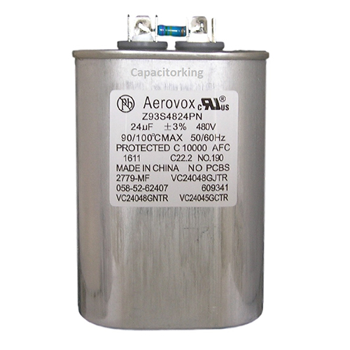 Metal Halide Capacitors