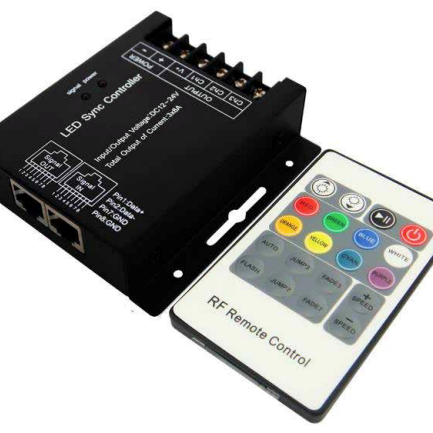 G2G Aurora Flex RGB Controller