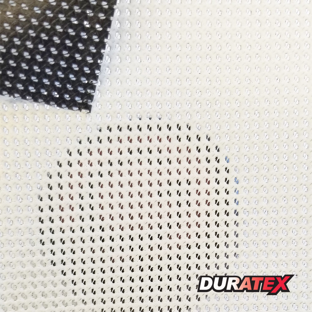 Duratex 8oz Black Back Mesh