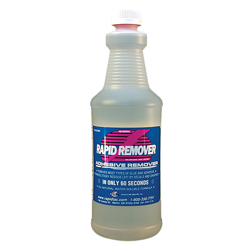 Rapid Remover - 32 oz Sprayer