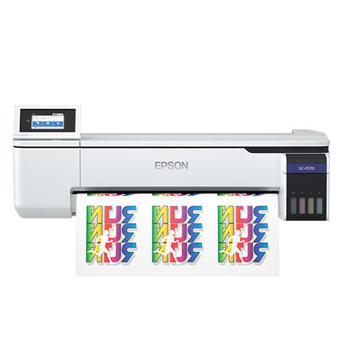 Epson SureColor F570 Dye-Sublimation Printer