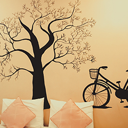 Smooth Wall Decals