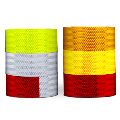 3M™ Flexible Prismatic Conspicuity Tape Series 983 - No Logo
