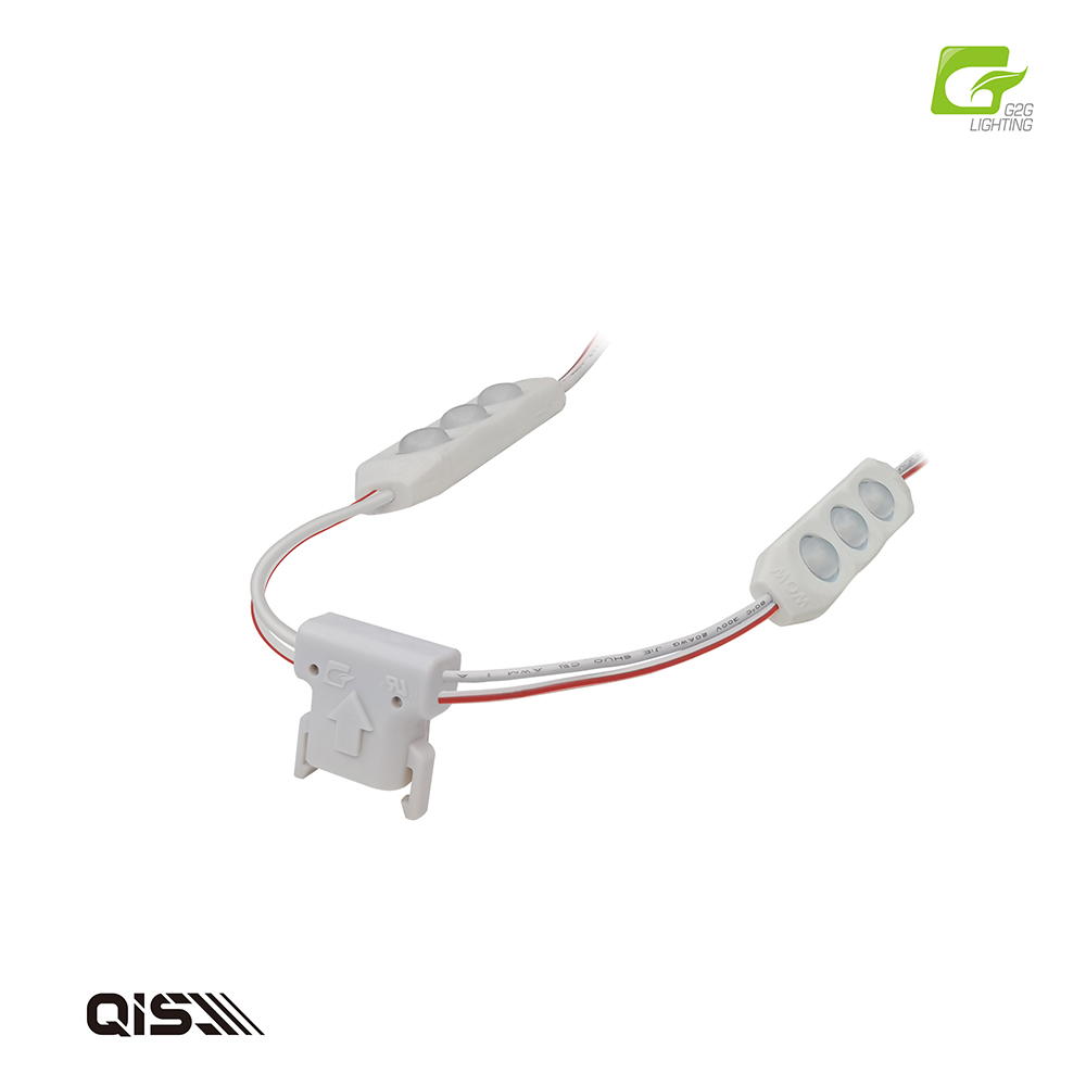 G2G WOW Channel Letter LEDs with QIS