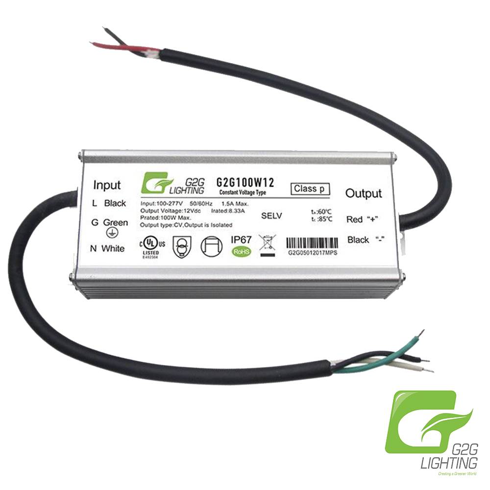 G2G LED 100W Power Supply