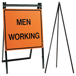 Work Zone Traffic Control Signs