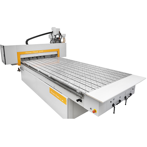 Biesse Rover J Plast Finishing Table with Automactic Tool Changer