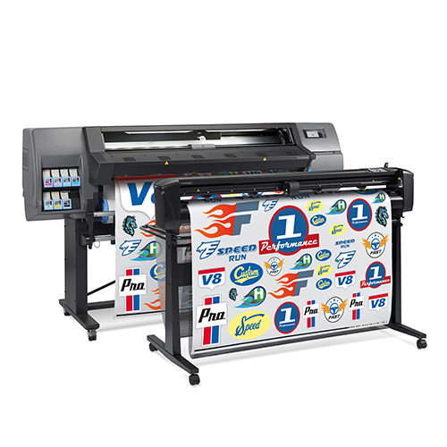 "HP Latex 315 Large Format Color Printer - 54"", True Print & Cut Solution (1LH38A)"