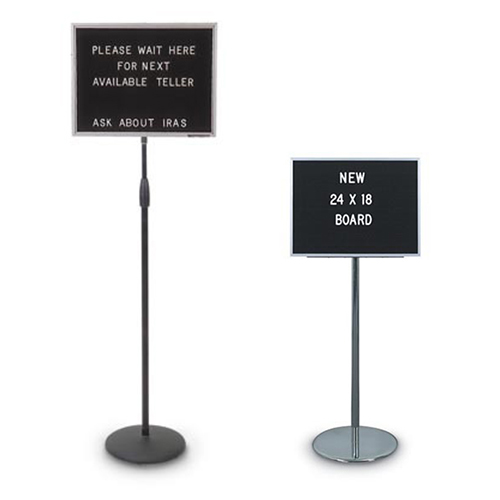 Felt Letterboard Stand