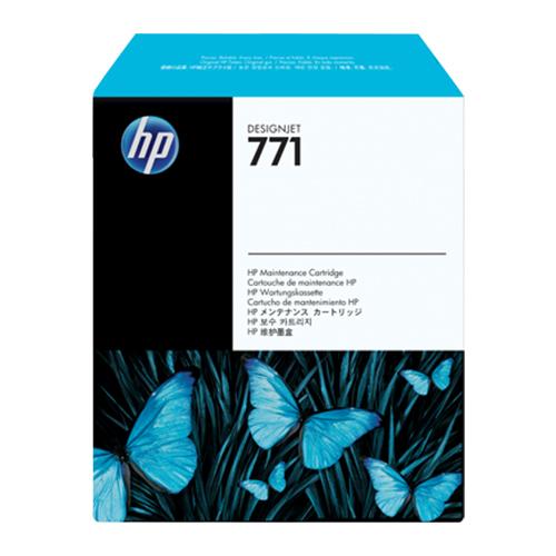 HP 771 DesignJet Maintenance Cartridge
