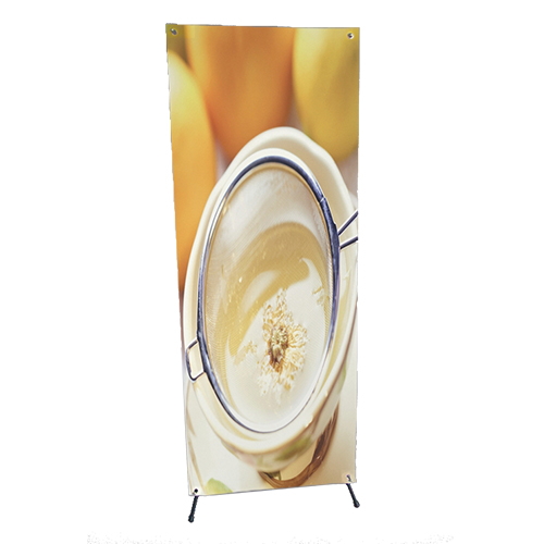 Artistic Displays Dali Banner Stand