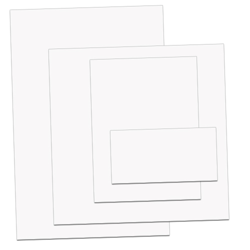 MAX-metal Blanks – Square Corners