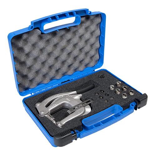 Heavy Duty Hole Punch Kit