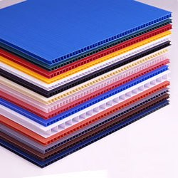 Corrugated Plastic Sign Board & Blanks