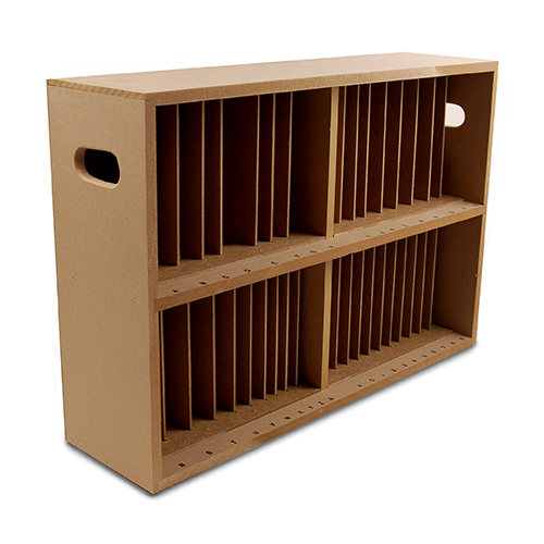 Zip-Change Storage Cabinet