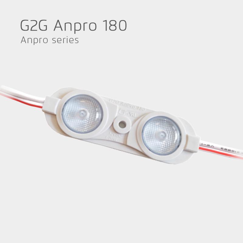 G2G AnPro 180 LEDs