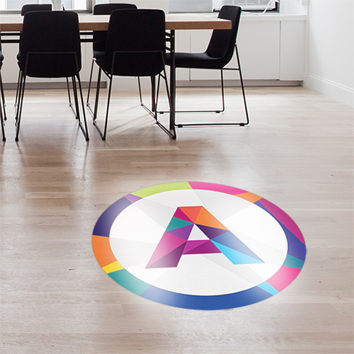 Floor Graphics, Films and Decals