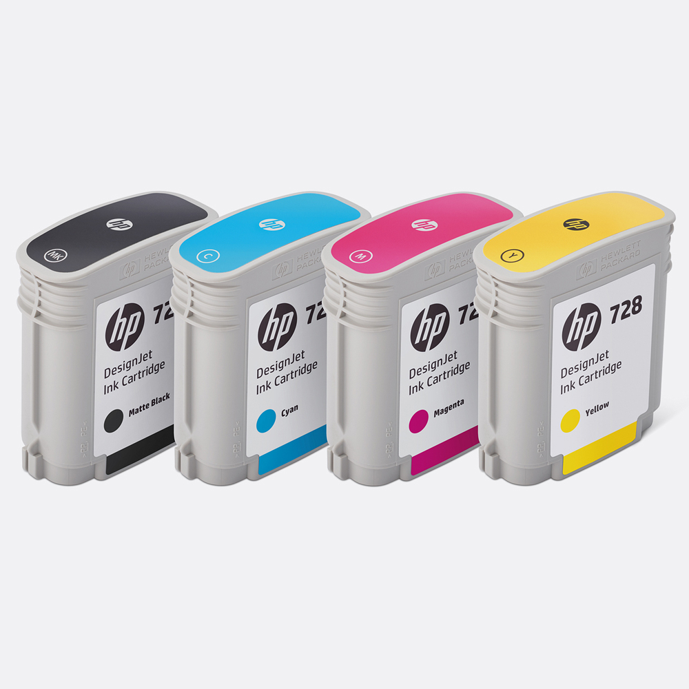 HP 728 DesignJet Inks