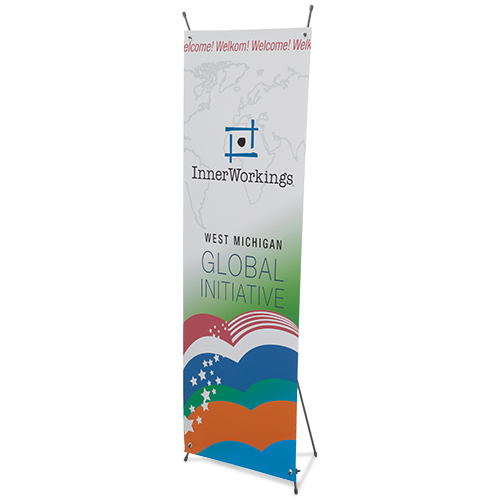 Artistic Displays O'Keeffe Banner Stand