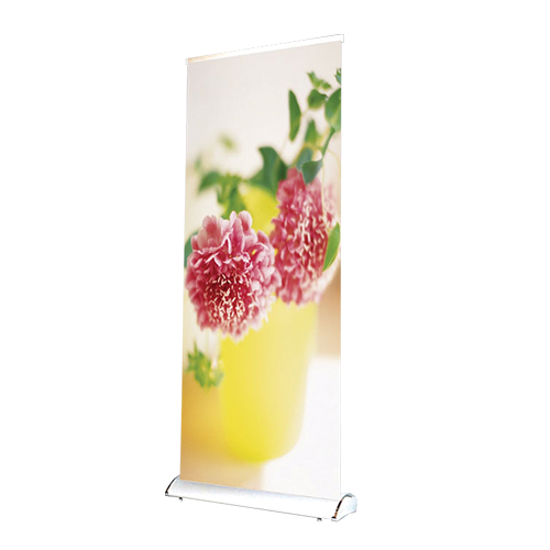 Artistic Displays Matisse Double-Sided Banner Stand