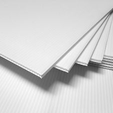 Premium Corrugated Plastic Panels - Perfect Cut