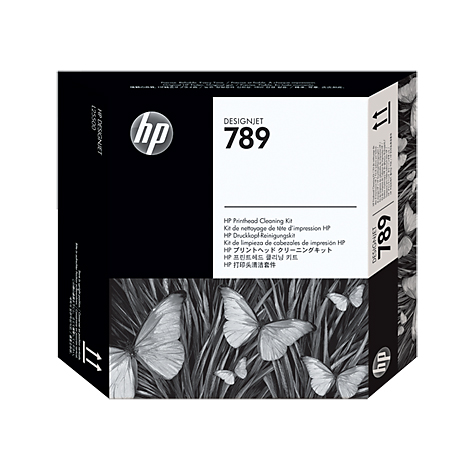 HP 789 Printhead Cleaning Kit