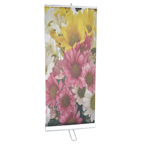 Artistic Displays Picasso Double-Sided Banner Stand